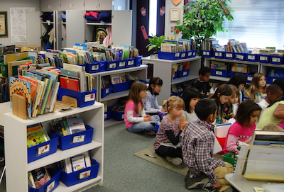 Spring Cleaning The Classroom Library Thedailycafecom