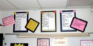 Daily 5 Anchor Charts | TheDailyCAFE.com